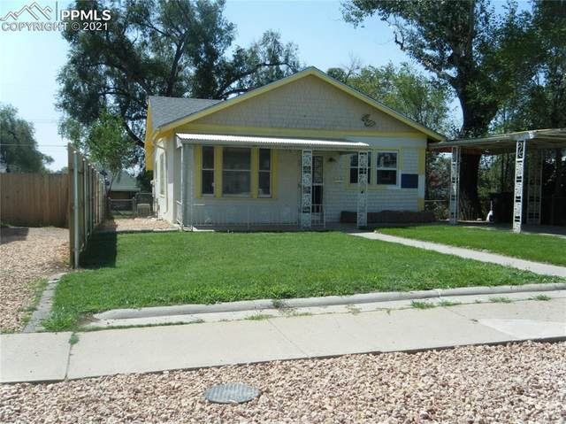 910 W 17 Street, Pueblo, CO 81003 (#9963411) :: Tommy Daly Home Team