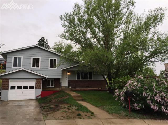 2114 Kensing Circle, Colorado Springs, CO 80910 (#9964499) :: The Peak Properties Group