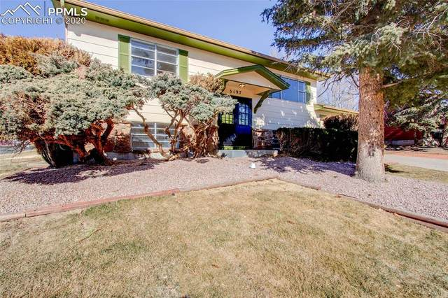 5197 Crestwood Drive, Colorado Springs, CO 80918 (#9965230) :: The Treasure Davis Team