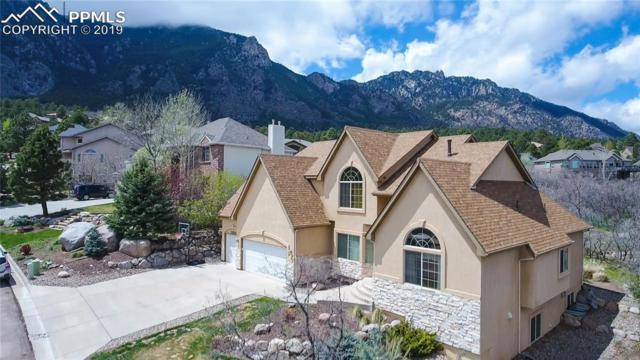 160 Balmoral Way, Colorado Springs, CO 80906 (#9966138) :: The Kibler Group