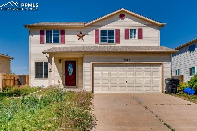 7547 Middle Bay Way, Fountain, CO 80817 (#9967119) :: Tommy Daly Home Team
