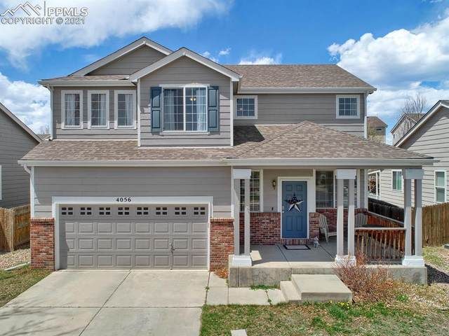 4056 Pioneer Creek Drive, Colorado Springs, CO 80922 (#9971342) :: The Daniels Team