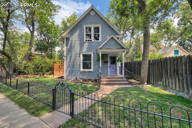 810 W Pikes Peak Avenue, Colorado Springs, CO 80905 (#9971529) :: Venterra Real Estate LLC