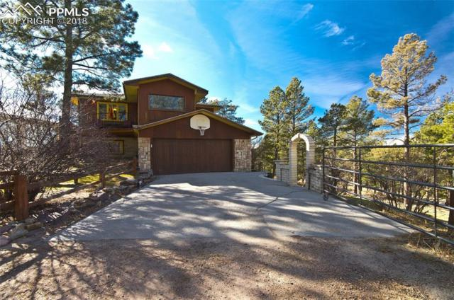20433 County 73 Road, Calhan, CO 80808 (#9975638) :: The Hunstiger Team