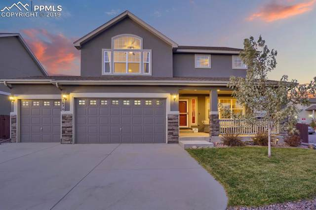 7670 Barraport Drive, Colorado Springs, CO 80908 (#9977549) :: The Kibler Group