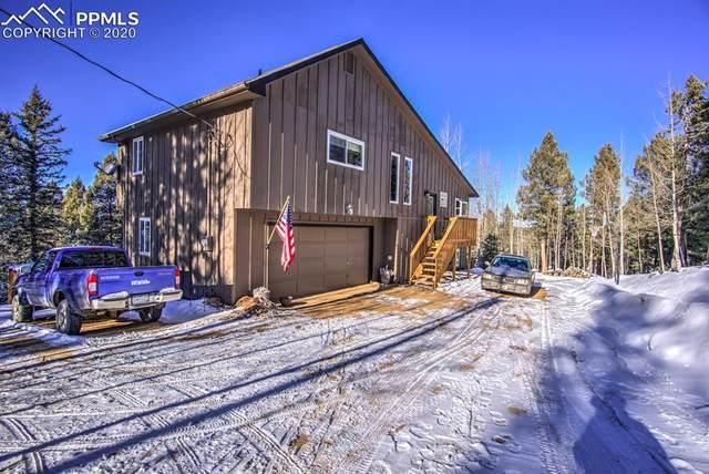 140 Candle Lake Drive, Divide, CO 80814 (#9978100) :: HomeSmart