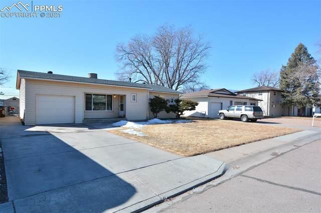 173 Norman Drive, Colorado Springs, CO 80911 (#9978529) :: The Dixon Group