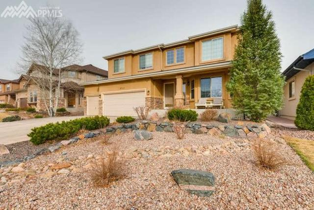8713 Stony Creek Drive, Colorado Springs, CO 80924 (#9979418) :: Jason Daniels & Associates at RE/MAX Millennium