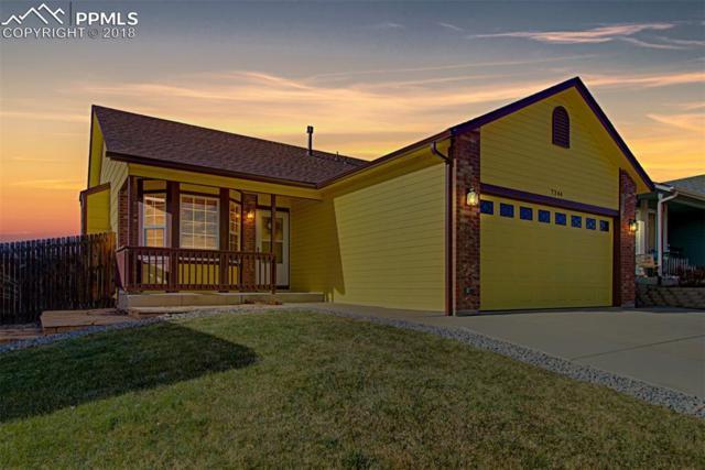 7344 Coral Ridge Drive, Colorado Springs, CO 80925 (#9980654) :: CENTURY 21 Curbow Realty