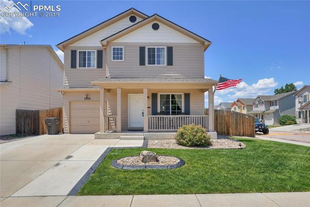 5054 Rusty Nail Point, Colorado Springs, CO 80916 (#9981487) :: The Kibler Group