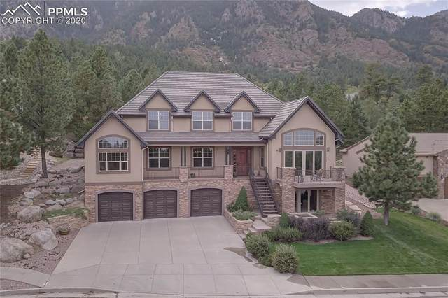 374 Irvington Court, Colorado Springs, CO 80906 (#9981627) :: Tommy Daly Home Team