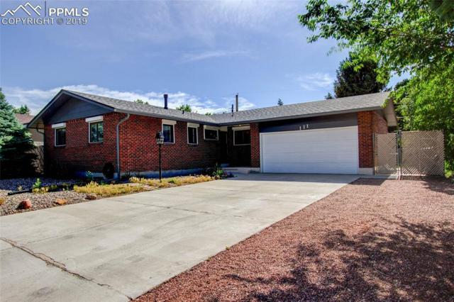 111 Ely Street, Colorado Springs, CO 80911 (#9982852) :: The Treasure Davis Team