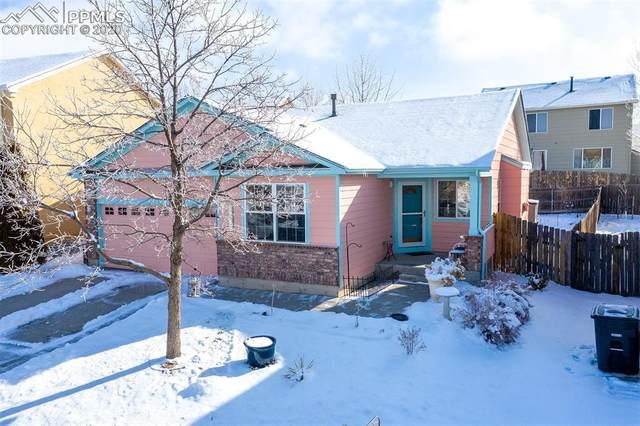 5789 Pioneer Mesa Drive, Colorado Springs, CO 80923 (#9984032) :: Jason Daniels & Associates at RE/MAX Millennium