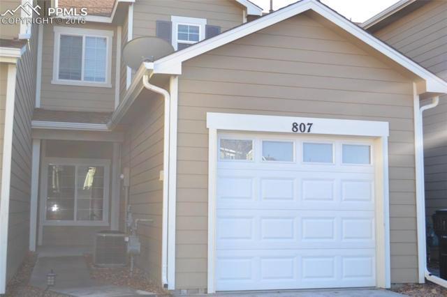 807 Hailey Glenn View, Colorado Springs, CO 80916 (#9984246) :: Venterra Real Estate LLC