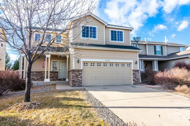 3352 Astana Drive, Colorado Springs, CO 80916 (#9984940) :: The Hunstiger Team