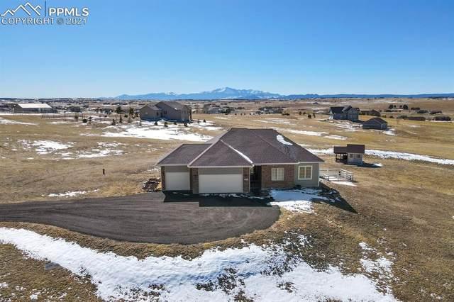 18150 Bar X Road, Colorado Springs, CO 80908 (#9985522) :: Action Team Realty