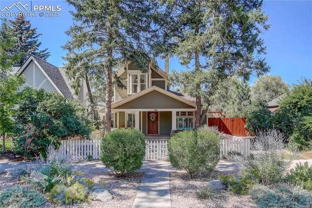 914 N Corona Street, Colorado Springs, CO 80903 (#9992253) :: The Gold Medal Team with RE/MAX Properties, Inc