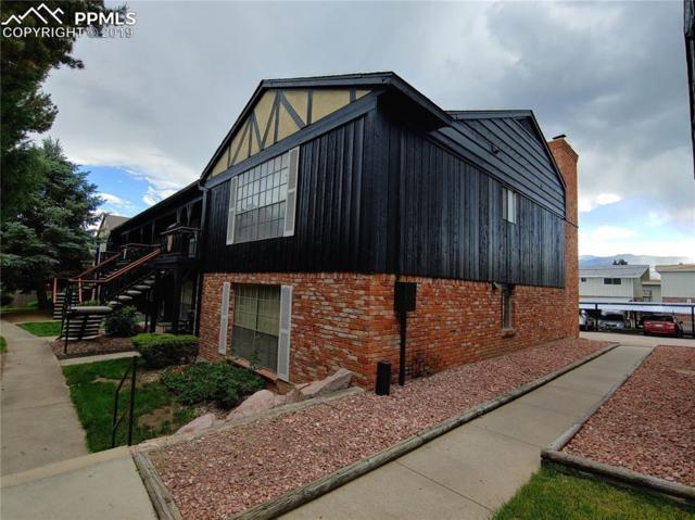 2902 Airport Road #139, Colorado Springs, CO 80910 (#9992495) :: Compass Colorado Realty