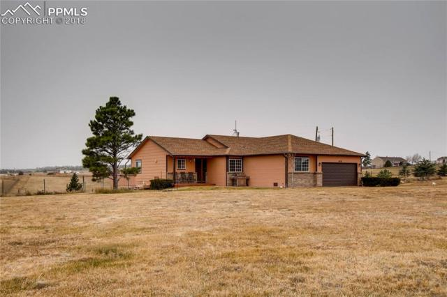 16720 Forest Green Terrace, Elbert, CO 80106 (#9992521) :: Action Team Realty