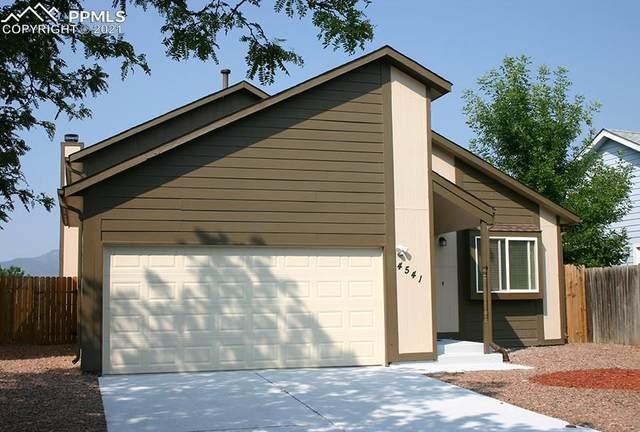 4541 Sunnyhill Drive, Colorado Springs, CO 80916 (#9993564) :: Hudson Stonegate Team