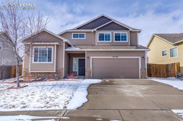 6258 Elk Bench Trail, Colorado Springs, CO 80925 (#9994192) :: CENTURY 21 Curbow Realty