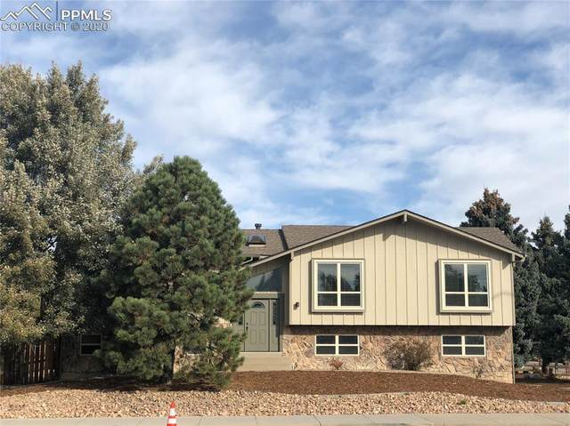 405 Allegheny Drive, Colorado Springs, CO 80919 (#9994788) :: The Dixon Group