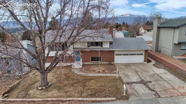 3375 W Montebello Drive, Colorado Springs, CO 80918 (#9995022) :: Tommy Daly Home Team