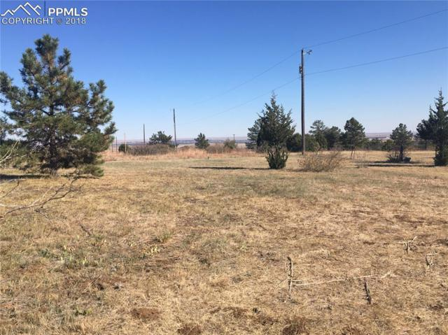 0 Piute Road, Colorado Springs, CO 80926 (#9995335) :: 8z Real Estate