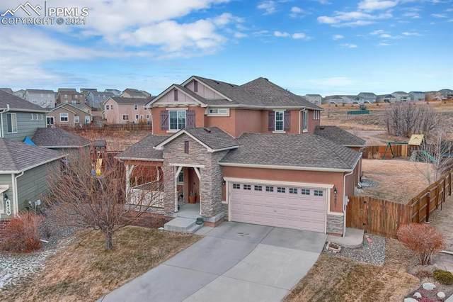 6851 Silverwind Circle, Colorado Springs, CO 80923 (#9995367) :: The Dixon Group