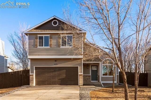 906 Daffodil Street, Fountain, CO 80817 (#9997102) :: HomeSmart