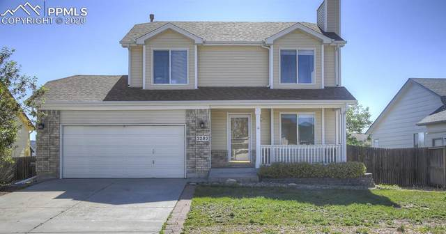 3283 Waverly Lane, Colorado Springs, CO 80922 (#9997122) :: The Harling Team @ Homesmart Realty Group