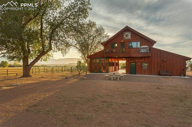 180 6th Street, Penrose, CO 81240 (#9999559) :: The Kibler Group