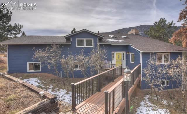 7810 Gardiner Road, Cascade, CO 80809 (#1003567) :: 8z Real Estate