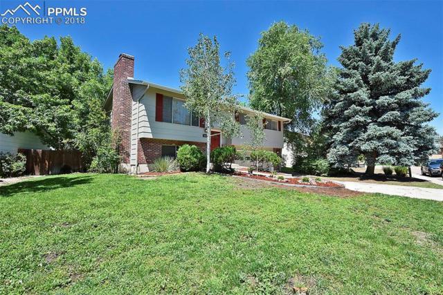 4428 Ranch Circle, Colorado Springs, CO 80918 (#1011502) :: Jason Daniels & Associates at RE/MAX Millennium