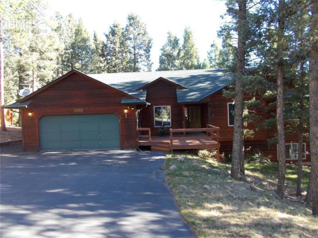 1320 W Midland Avenue, Woodland Park, CO 80863 (#1013764) :: Jason Daniels & Associates at RE/MAX Millennium