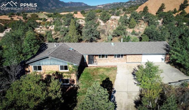 6 Las Piedras Escondidas, Colorado Springs, CO 80904 (#1016190) :: Action Team Realty