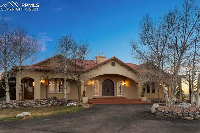 7070 Meadowpine Drive, Colorado Springs, CO 80908 (#1017842) :: Tommy Daly Home Team