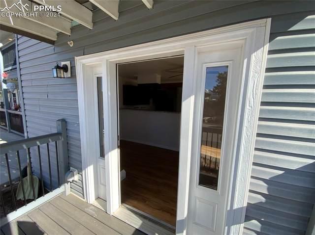 222 N Laurel Street E, Woodland Park, CO 80863 (#1049465) :: Finch & Gable Real Estate Co.