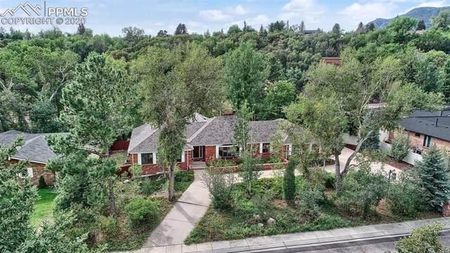 705 N Bear Paw Lane, Colorado Springs, CO 80906 (#1051273) :: 8z Real Estate