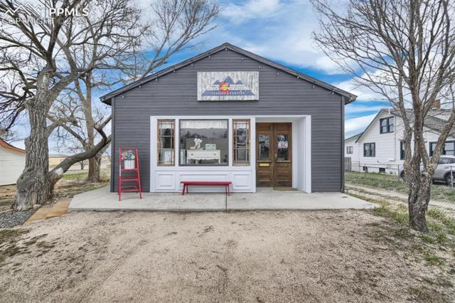 13596 Front Street, Peyton, CO 80831 (#1056227) :: Jason Daniels & Associates at RE/MAX Millennium