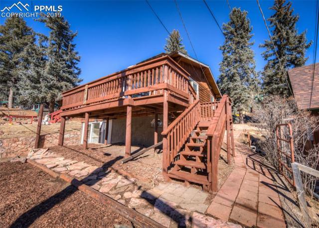 10750 Olathe Street, Green Mountain Falls, CO 80819 (#1059821) :: The Peak Properties Group
