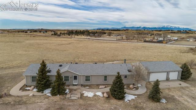 5706 John Ross Court, Peyton, CO 80831 (#1071153) :: Jason Daniels & Associates at RE/MAX Millennium