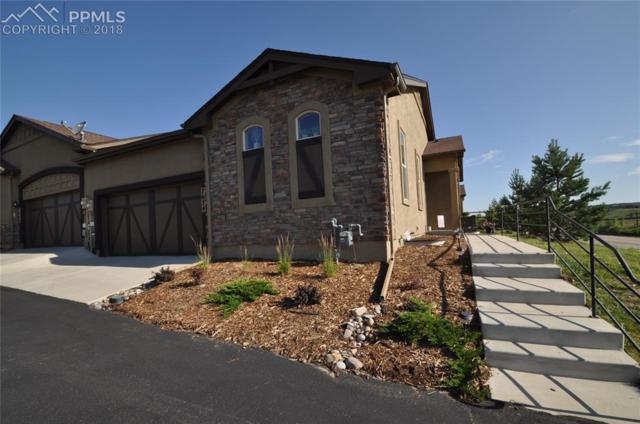 7674 Double Barrel Heights, Colorado Springs, CO 80923 (#1089280) :: The Hunstiger Team