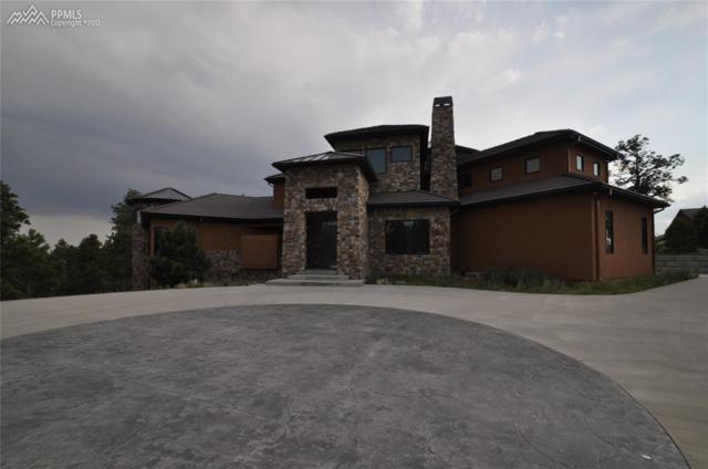 14350 Millhaven Place, Colorado Springs, CO 80908 (#1100763) :: RE/MAX Advantage
