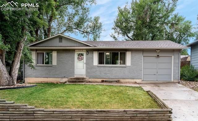 838 Kingsley Drive, Colorado Springs, CO 80909 (#1104642) :: Finch & Gable Real Estate Co.