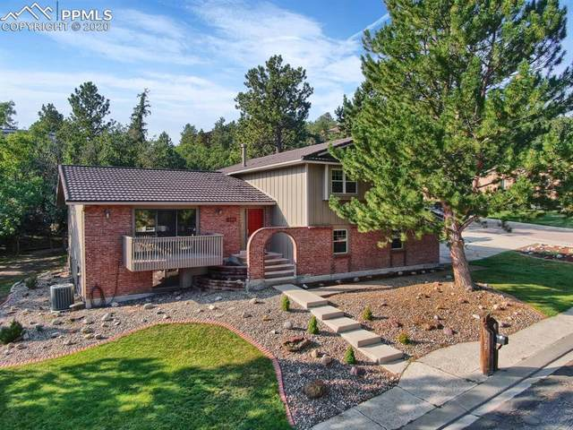 595 Carved Terrace, Colorado Springs, CO 80919 (#1104675) :: Venterra Real Estate LLC