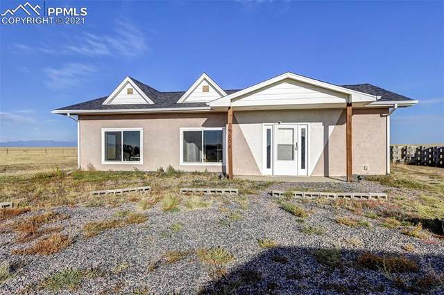 29808 Lonesome Dove Lane, Calhan, CO 80808 (#1119918) :: Tommy Daly Home Team