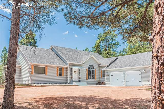 11850 Greentree Road, Colorado Springs, CO 80908 (#1129179) :: Tommy Daly Home Team