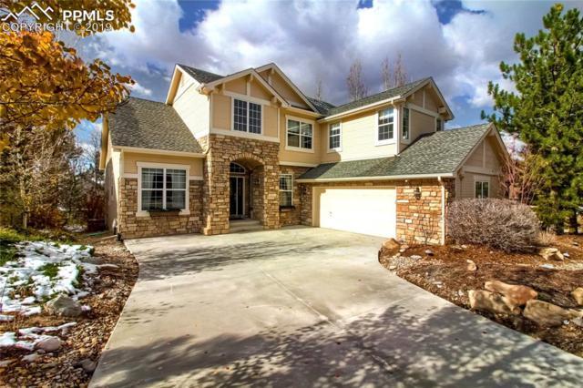 7115 Forest Ridge Circle, Castle Pines, CO 80108 (#1139162) :: Jason Daniels & Associates at RE/MAX Millennium