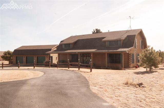 11855 Broken Antler Court, Peyton, CO 80831 (#1145533) :: 8z Real Estate